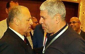 وبدأت المعركة الانتخابية .. شوبير يفتح النار على هاني أبو ريدة