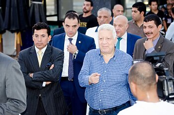اخبار الزمالك اليوم . يكشف رد مرتضى منصور  على تهديد الأهلي ودور وزير الرياضة