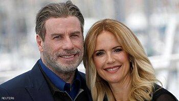 John Travolta يبكي الجميع برسالة مؤثرة عن زوجته كيلي بريستون ..و محمد منير يقلب اليوتيوب بأغنية جديدة