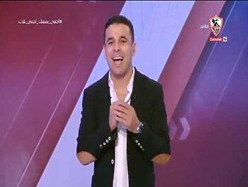 """خناقة خالد الغندور  مع ميدو وشيكابالا تقلب الفيس بوك بسبب """" اودة اللبس """""""