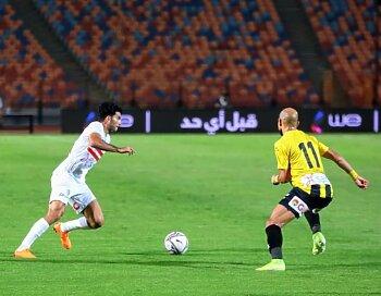 بث  مباراة الزمالك ضد المقاولون العرب  . كارتيرون يعلن التشكيل  بعودة جمعة وتعرف على تشكيل الذئاب
