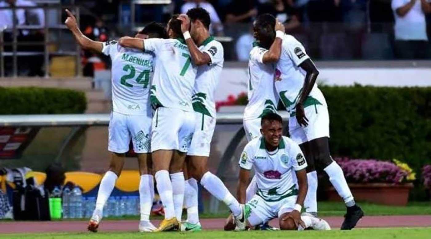 صدمة في الرجاء المغربي قبل مواجهة الزمالك في دوري الأبطال