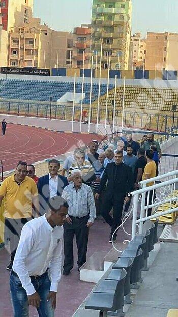 الإسماعيلي ىشكر قدامى الدراويش على الدعم ..الشرط الجزائي ازمة عقد فايلر مع الأهلي