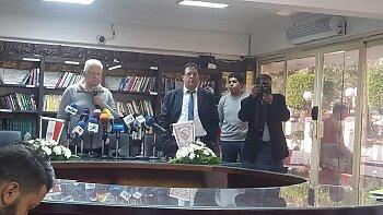 شاهد عيان يكشف حقيقة خناقة مرتضى منصور مع أحمد جلال إبراهيم  ..تعرف على التفاصيل