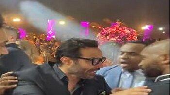 أحمد جمال: فهمي  ممثل  كومبارس شيكابالا عرفهُ مقامه .. أحمد فهمي يكشف تفاصيل الخناقة مع الأباتشي