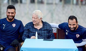 نكشف تفاصيل الحوار الساخر بين أمير مرتضى وجنش بسبب تجديد عقده