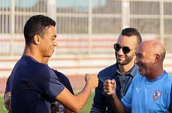 """""""أخبار الزمالك"""" يكشف أخطر ما قاله باتشيكو للاعبي الزمالك قبل لقاء الرجاء المغربي"""