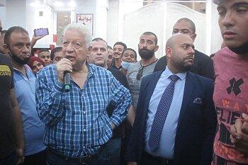 رسميًا .. الأولمبية الدولية تذبح مرتضى منصور  .. وبيان عاجل من المصرية