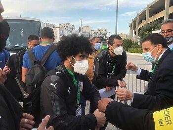 الزمالك يعلن خبر سار عقب العودة من المغرب
