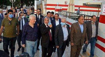 تعرف على موعد أول ظهور لمرتضى منصور بعد خسارة الانتخابات البرلمانية