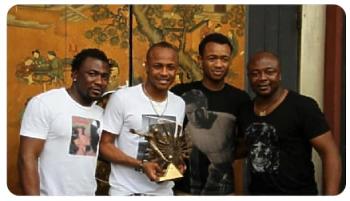 حفلة زملكاوية بقيادة ميدو وجنش على عائلة نجم منتخب غانا