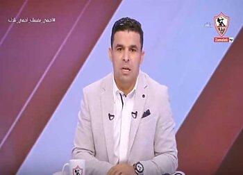 بالصور .. خالد الغندور يحذر الإعلام من خطأ كارثي قبل نهائي القرن