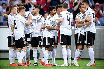 ألمانيا تقسو على أوكرانيا..وإسبانيا تسقط أمام سويسرا بدوري الأمم الأوروبية
