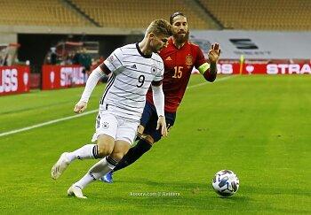 اسبانيا تدمر ماكينات المانيا بنتيجة تاريخية وفوز فرنسا على السويد والبرتغال تحقق الفوز فى لقاءمجنون