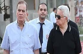 تفاصيل خناقة مرتضى منصور مع هاني زادة  بسبب احمد موسي