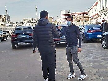 تفاصيل اجتماع ايمن حفني مع مسؤولي الزمالك .. وسموحة يطلب ضم مهاجم الفريق