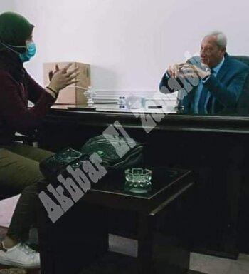 حصريا عماد عبد العزيز   : لايهمنا ارضاء الاهلى  واحنا مش لجنة خراب وجاهزون للرحيل