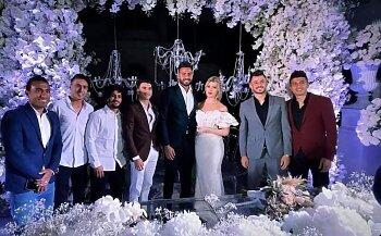 تفاصيل حفل زفاف أبو جبل على ملكة جمال العرب والليلة الكبيرة في اسيوط والانقلاب على خماسى الزمالك