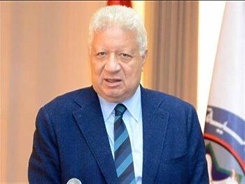 مرتضى منصور يصدر بيان جديد قبل مواجهة الزمالك وتوجيث
