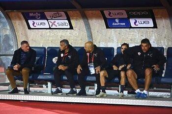 نكشف محمود سعد ينافس هذا الثنائي على منصب مدير الكرة فى الزمالك