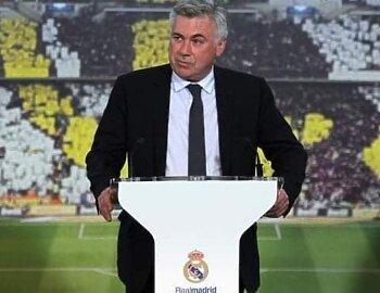 اختيار اجباري وراء تعاقد ريال مدريد مع انشيلوتي ..