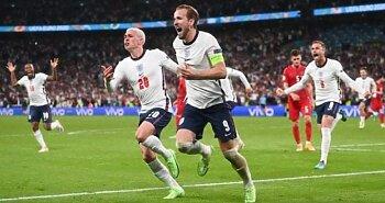 شاهد ..إنجلترا  تصعد الى نهائى يورو 2020 لمواجهة إيطاليا