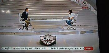 عبد الله  جمعة  : قصرت في حق نفسي  وعايز اصالح جماهير الزمالك ببطولة الدورى والتجديد على بياض