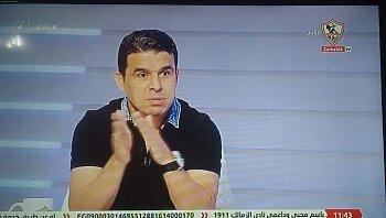 الغندور بعد سقوط الاهلي ..كريم بامبو القاضية ممكن ..  و خالد جلال اخذنا نقطة ثمينة
