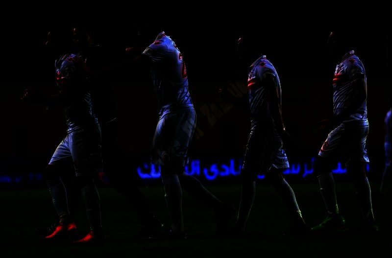 الزمالك 3 ـ 1 مصر المقاصة [ تصوير: سارة عبد الباقي]
