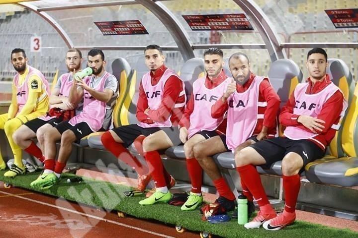 الزمالك 1 ـ 1 اتحاد العاصمة الجزائري [ تصوير: سارة عبد الباقي]