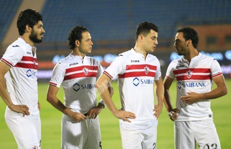 الزمالك 3 ـ 0 طلائع الجيش [ تصوير: سارة عبد الباقي]