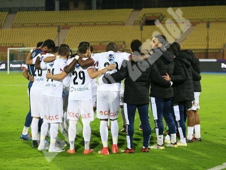 دور 16 كأس مصر | الزمالك 3 ـ 0 حرس الحدود [تصوير: سارة عبد الباقي]