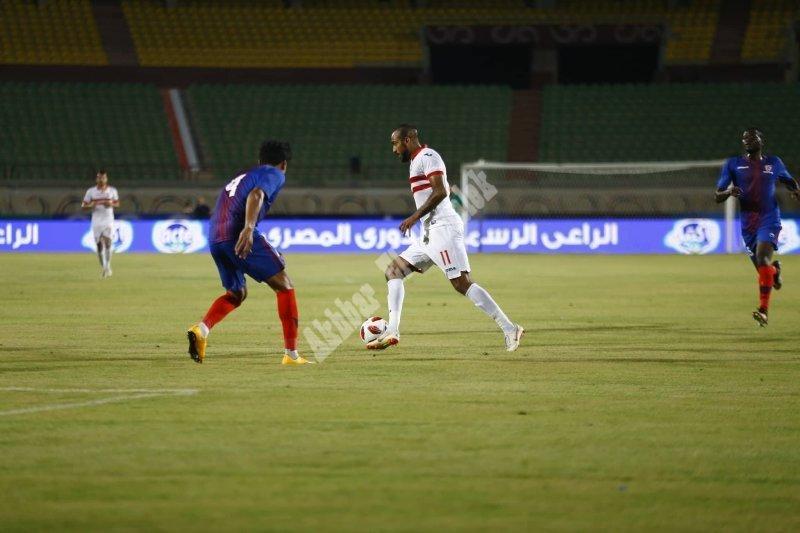 الجولة الأولى | بتروجيت 0 - 0 الزمالك [تصوير: سارة عبد الباقي]