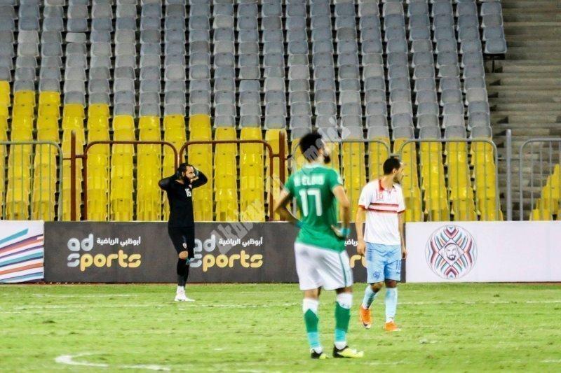 ذهاب دور 16 كأس زايد | الاتحاد 0 - 1 الزمالك [تصوير: سارة عبد الباقي]