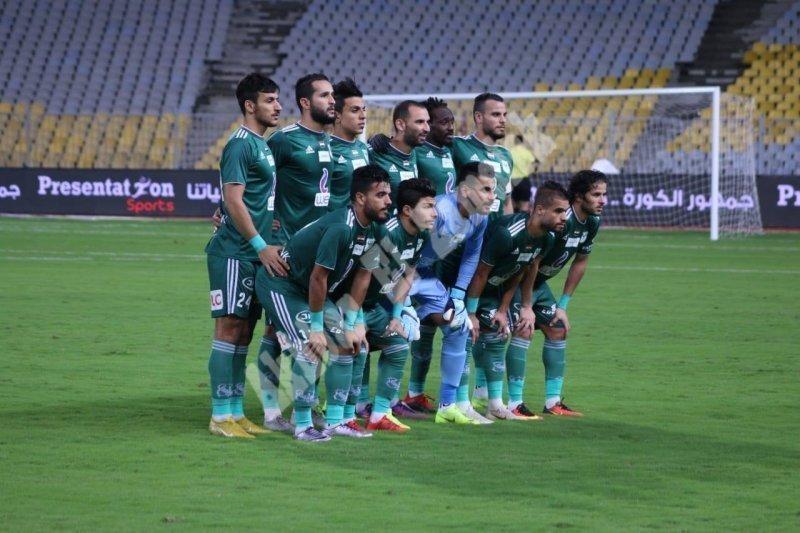 الاسبوع 17 بالدوري | الزمالك 2 - 0 المصري [تصوير: سارة عبد الباقي]