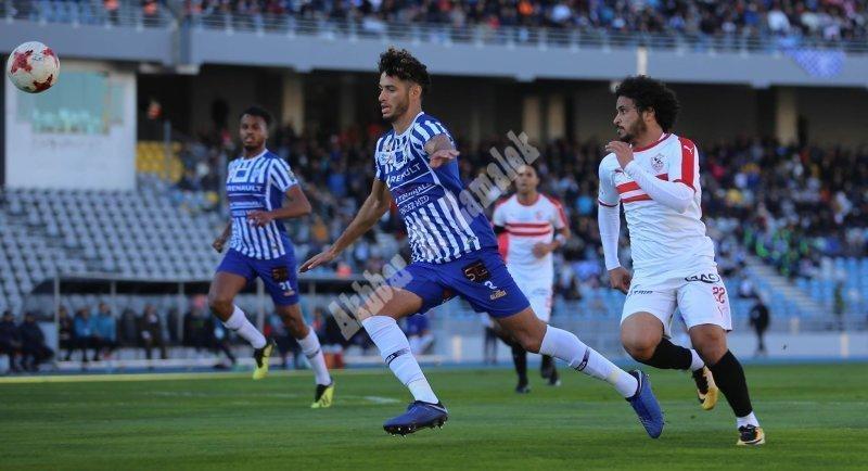 الزمالك 0 - 0 اتحاد طنجة المغربي [الكونفدرالية]