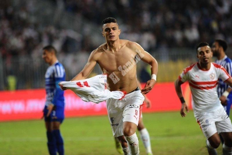 الزمالك 3 - 1 اتحاد طنجة المغربي [الكونفدرالية]