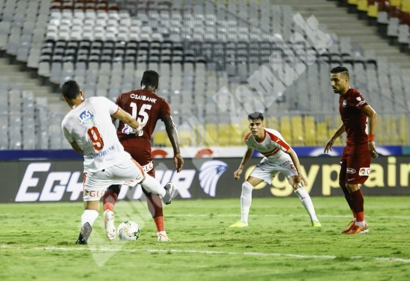دور الـ 8 كأس مصر | الزمالك 1 - 0 مصر المقاصة [تصوير: سارة عبد الباقي]
