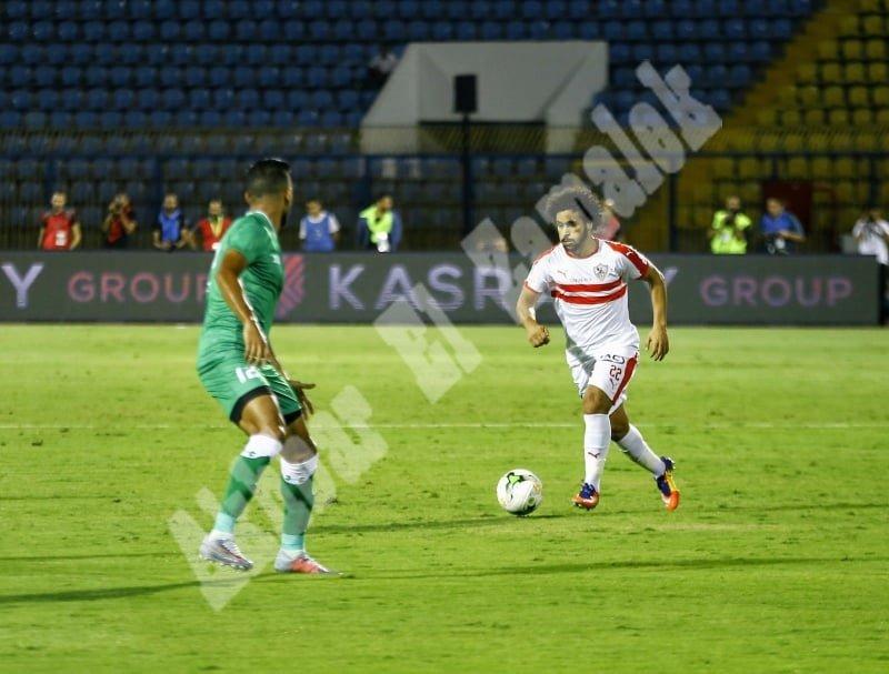 دور الـ 4 كأس مصر | الزمالك 1 - 0 الاتحاد [تصوير: سارة عبد الباقي]
