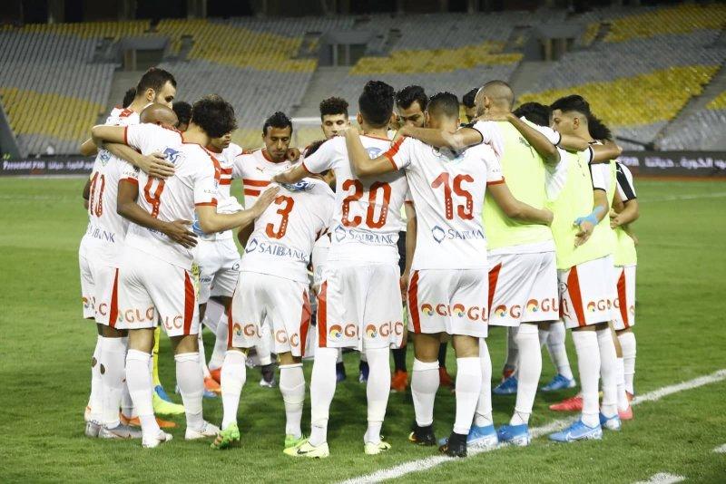 نهائي كأس مصر | الزمالك 3 - 0 بيراميدز [تصوير: سارة عبد الباقي]