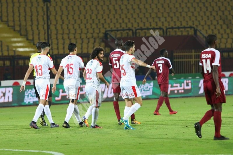 دوري أفريقيا | الزمالك 1 - 0 جينيراسيون [تصوير: سارة عبد الباقي]
