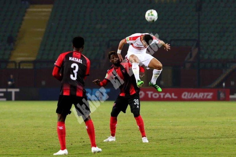 دوري أفريقيا | الزمالك 2 - 0 أول أغسطس الأنجولي [تصوير: سارة عبد الباقي]