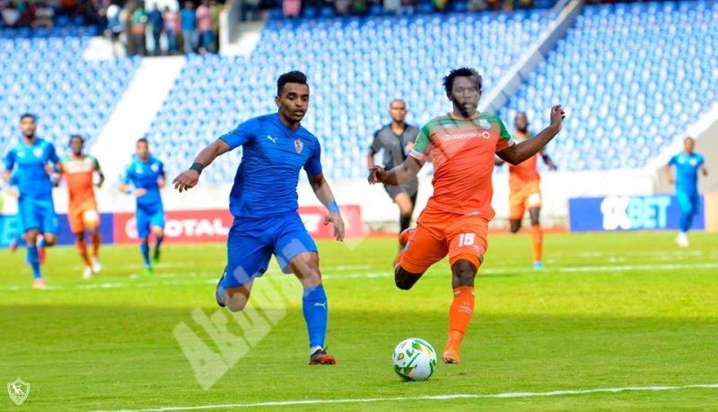 دوري أفريقيا | زيسكو الزامبي 1 - 1 الزمالك