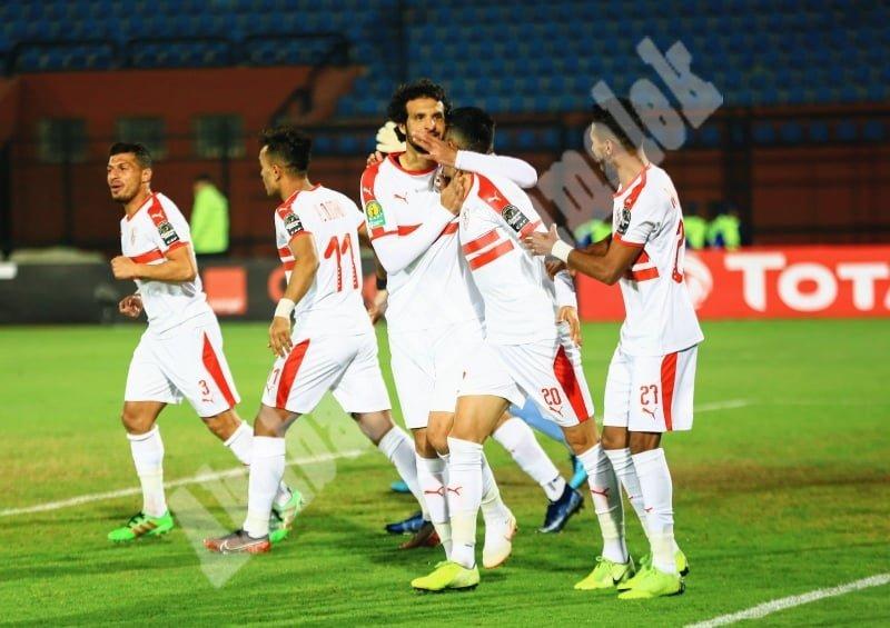 دوري أفريقيا | الزمالك 2 - 0 زيسكو الزامبي