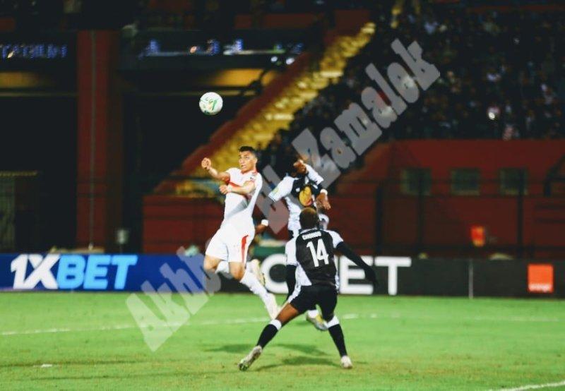 دوري أفريقيا | الزمالك 0 - 0 مازيمبي - تصوير سارة عبد الباقي