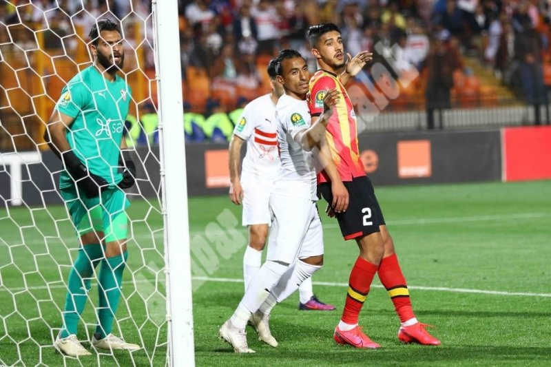 دوري أفريقيا | الزمالك 3 - 2 الترجي التونسي (ذهاب وعودة) - تصوير سارة عبد الباقي