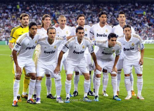 ريال مدريد يقترب من كسر رقمه القياسي في عدد الأهداف بالليجا