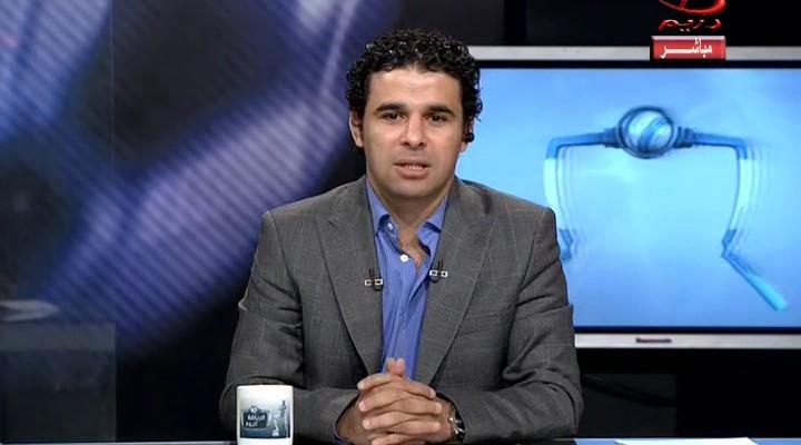 """فيديو..الغندور يتعجب: """"هو الأهلي يعني علي راسه ريشه""""!!"""