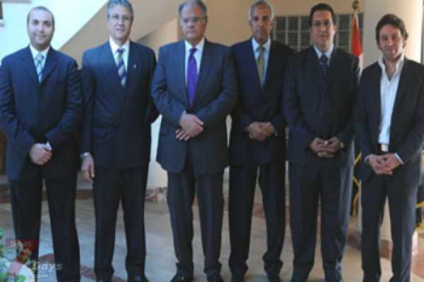 اهتمام اعلامي كبير بتسليم نادي الزمالك لمجلس عباس