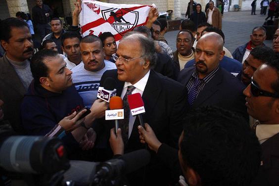 فيديو .. عباس لاتحاد الكرة : بطلوا عند .. وهدفى عودة البطولات .. والجماهير حملتنى الأمانة